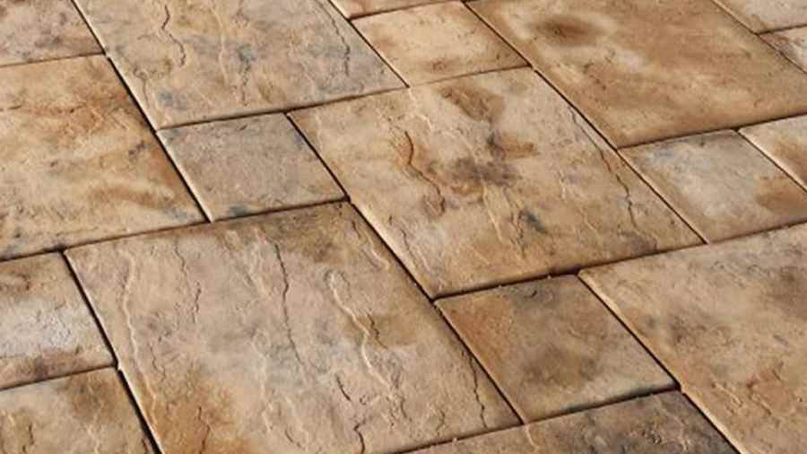 Wide Selection of Paving Bricks